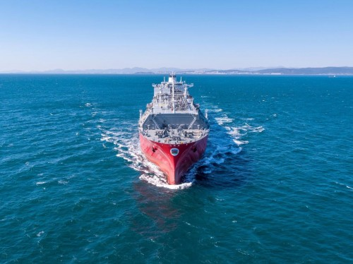 Capital Gas Ship Management Takes Delivery of LNG Carrier 'Aristarchos'